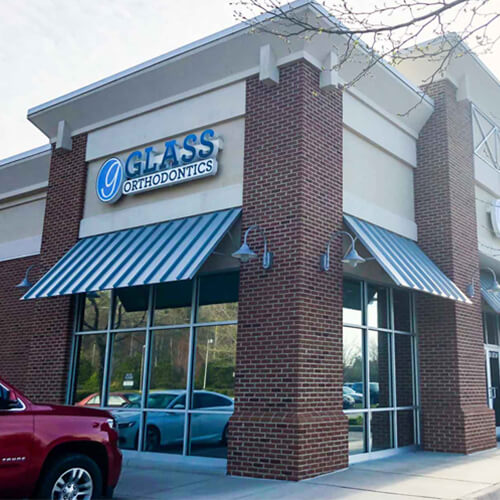 glass orthodontics Chesapeake va
